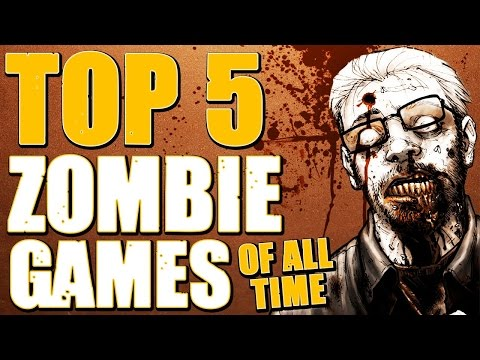 Top 5 Zombie Games For Android of all time