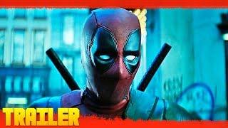 Deadpool 2 (2017) Primer Tráiler Oficial Español