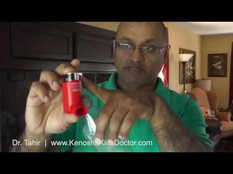 DIY Inhaler Spacer