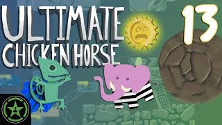 Indiana Groans - Ultimate Chicken Horse (#13) | Let