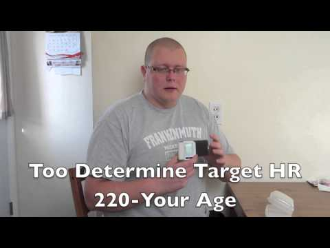 Loose Weight Fast By Determining Your Target Heart Rate