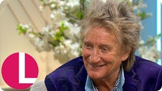 Music Royalty Sir Rod Stewart Reveals He