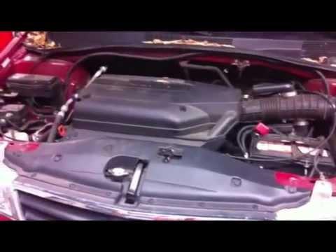 Bad motor mounts in a Honda Odyssey