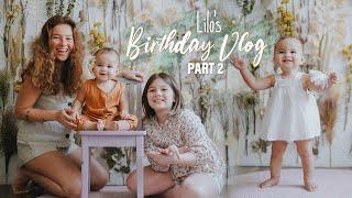 Lilo's Birthday Vlog Part 2!