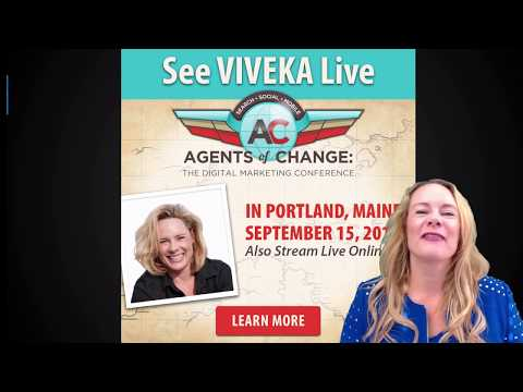 Join me at Agents of Change in Sept! (AOC)