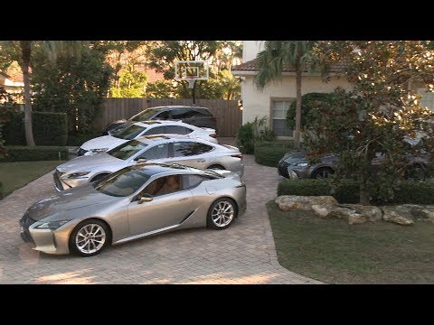 Luxury Hybrids from Lexus: A Bold Vision of the Future