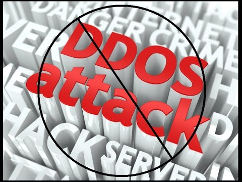 Mikrotik Stop DDOS Attacked