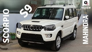 2019 Mahindra Scorpio S9 | most detailed review | price | features | specifications 🔥🔥✌ !!!