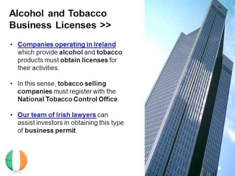 Business Permits and Licenses in Ireland