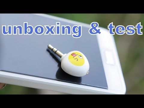 unboxing & test ir blaster