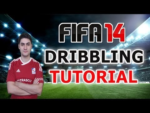 FIFA 14 Dribbling Tutorial / The Face Up Dribbling / The most effective attacking moves / FUT & HDH