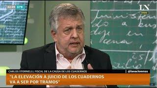 Carlos Stornelli Responde A Las Escuchas Y Acusaciones Desprendidas Del Caso D