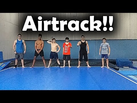 Game of Air! ( Airtrack ) GERMAN!!!