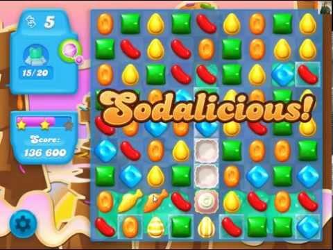 Candy Crush Soda Saga Level 70 INSANE