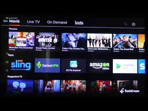 how to factory reset Foxtel now box