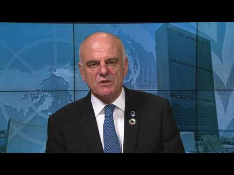 David Nabarro HLPF Side Event SDG 2