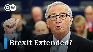 Download Brexit: EU pushes for another extension to work out deal | DW News Video
