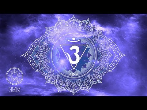 Open Third Eye Chakra: Calm Sleep Meditation Music, Sleep Chakra