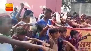 कोल्हान में हिन्दुस्तान स्वच्छता अभियान में दिखा गजब का उत्साह
