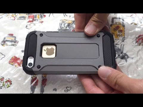 Banggood iPhone 5 SE Dual Defender Shockproof Case