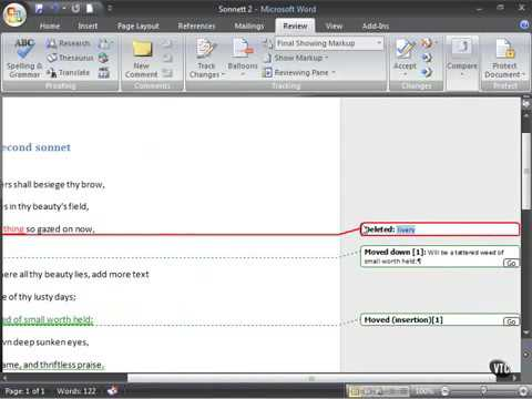 Microsoft Word 2007 ENG TB 08 14 Accept or Reject Changes