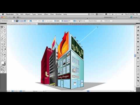 Adobe Illustrator CS5 - My Top 5 Favorite Features