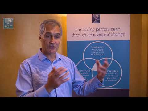 Improving business performance with large-scale diagnostics and engagement programme