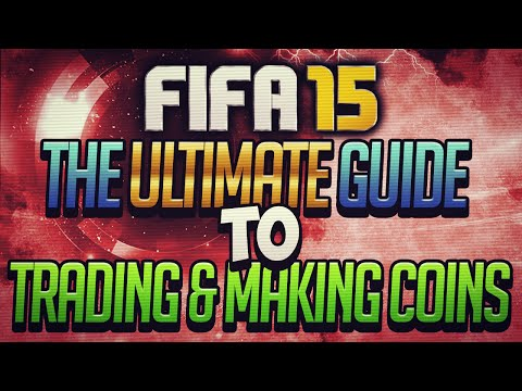 THE ULTIMATE GUIDE TO TRADING & MAKING COINS ON FIFA ULTIMATE TEAM | 16 TRADING TIPS!!!