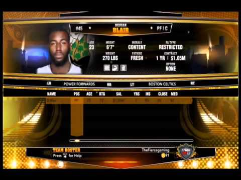 NBA 2K13:WAYS TO GET VC -MY NEW ASSOCIATION