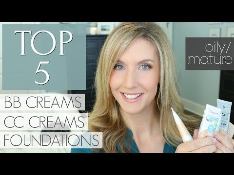 BEST Foundations for Mature Skin | Lightweight Foundation Favorites