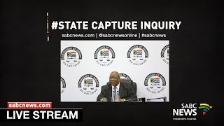 State Capture Inquiry - Former President Jacob Zuma, 15 July 2019