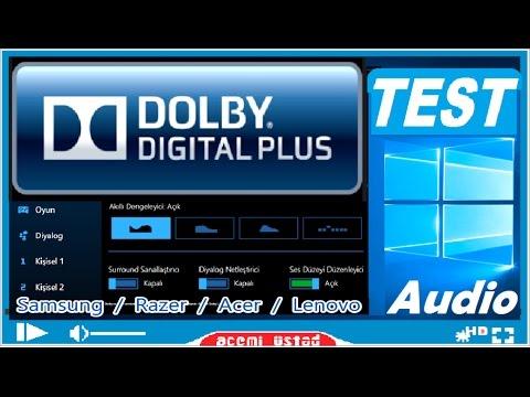 Download Dolby Digital Plus Zip / Dolby Download