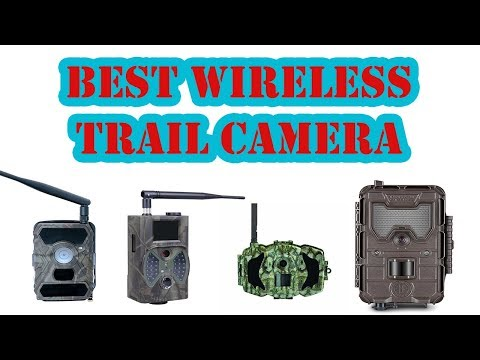 Top 5 Best Wireless Trail Camera Review 2018