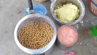बाजार में छोले कैसे बनते हैं (Bazar mai Chhole Kese Banta Hai (Hindi) (Live Video)