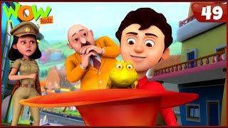 New Cartoon Show | Chacha Bhatija | Wow Kidz | Hindi Cartoons For Kids | Golden Frog