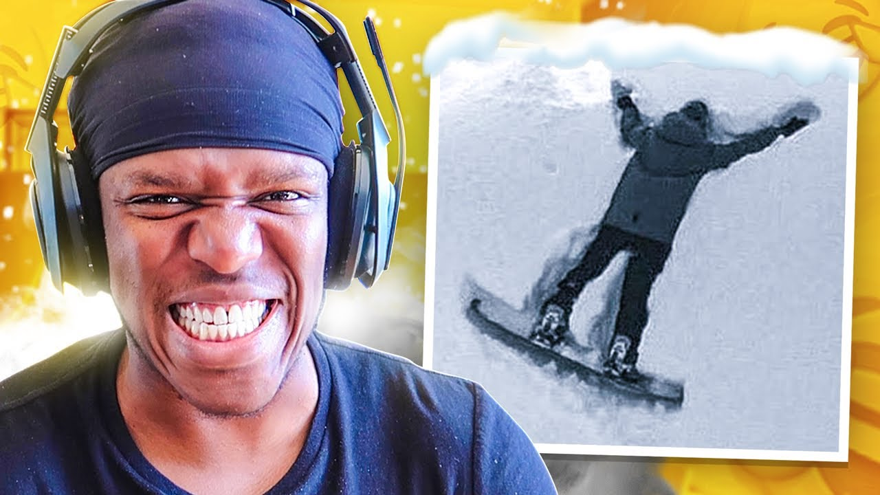 TRY NOT TO LAUGH (Snowboard Edition)