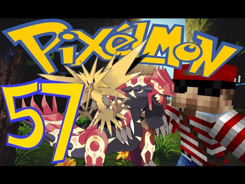 Pixelmon Modded Survival! #57 Double LEGENDARY Catches! (Modded Pixelmon 3.3.2)