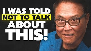 "Robert Kiyosaki ""DON'T DISCLOSE IN PUBLIC!"" - Economic Crisis vs  Financial Education"
