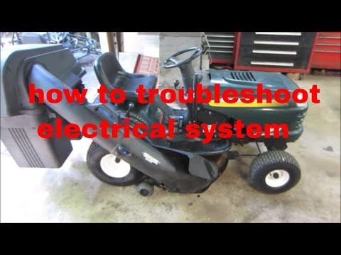 will it run?  free craftsman riding mower conclusion.