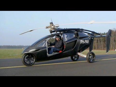 Download Flying Car ▻ Pal-V One