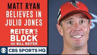 Matt Ryan believes in Julio Jones | Reiter's Block