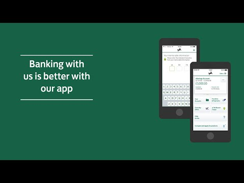 Mobile Banking App Introduction - Lloyds Bank