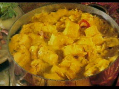 Indian Microwave Recipe – Goan Fish Curry in Hindi