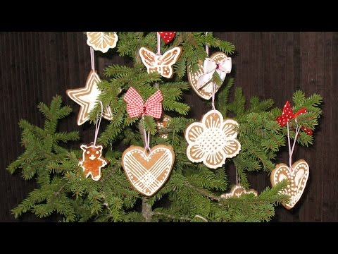 Gingerbread recipe. How to Decorate Gingerbread Cookies. The Icing Recipe