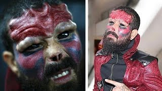 8 People Who Turned Themselves Into Creatures And Monsters