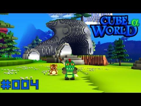 Let's Play Cube World Alpha #04 - Hexen-Hinterhalt