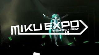 【初音ミク】 HATSUNE MIKU EXPO 2014 LIVE in INDONESIA 【OFFICIAL】