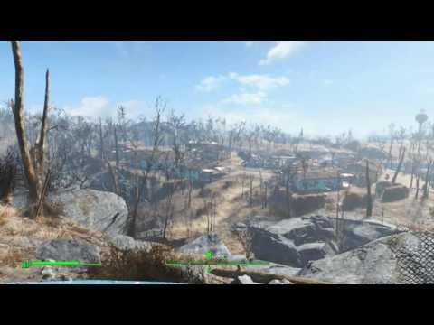 Fallout 4 - Sanctuary Hills - Workshop Locations