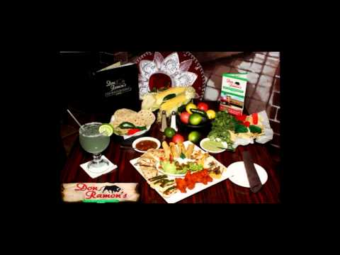 Best Authentic Mexican Food & Margaritas  Don Ramon's Fine Mexican Restaurant & Bar