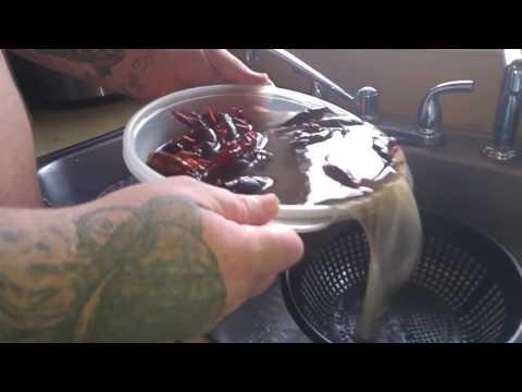 Crawfish Purging .. Seafood boil ...